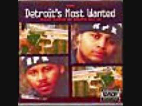 DETROIT'S MOST WANTED / HAD TO BUCK'EM DOWN