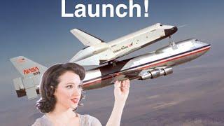 Air Launching Air Planes