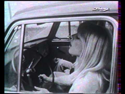 SYLVIE VARTAN, reportage 1966
