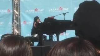 2017.5.14 マンハッタンJapanDay ラストはプリプリ奥居香(岸谷香) 世...