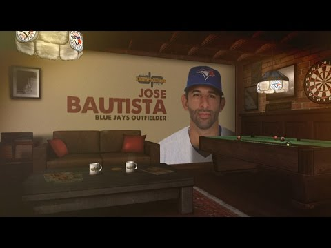 Jose Bautista on The Dan Patrick Show (Full Interview) 10/16/2015
