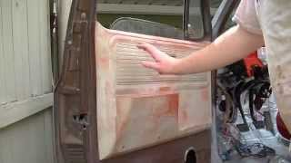 PART 2 CHEVY C10 DOOR REPAIR | 73-87 Squarebody Truck