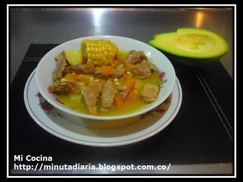 Guiso De Maíz Cocina Cubana Mi Cocina Youtube