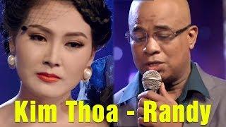 Bolero RANDY KIM THOA 2018 - Cho Vừa Lòng Em | Lk Bolero Nhạc Vàng Hay Tê Tái