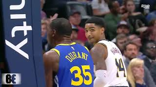 NBA Fights Trash Talking Ejections Flagrant Fouls of 2018 2019 Regular Season part 1