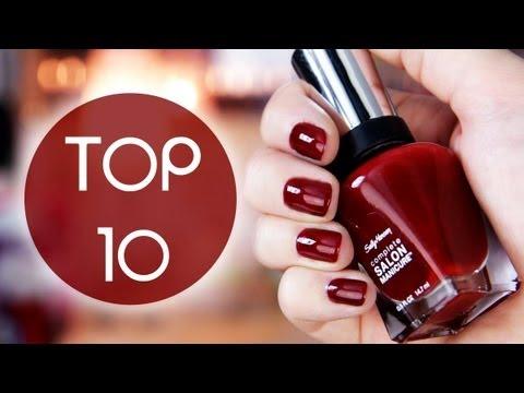 Top 10 Herbst Nagellacke | Collchen14