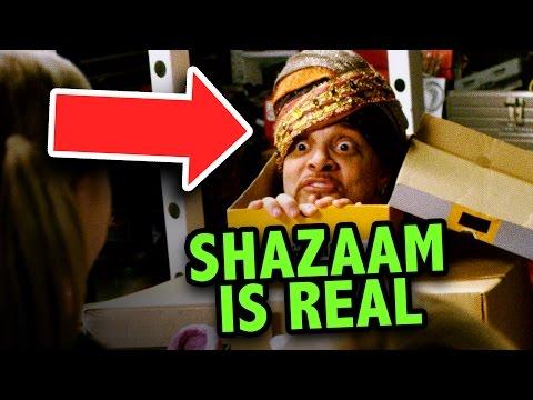 We Found Sinbad's SHAZAAM Genie Movie!