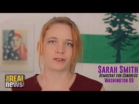 Democratic Socialist Congress Candidate Sarah Smith: Anti-War Activism Is Essential for Progressives