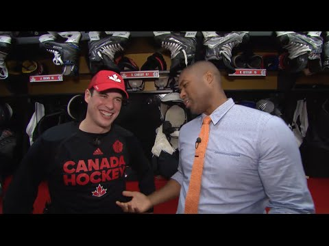 Cabbie Presents Team Canada's Group Chat