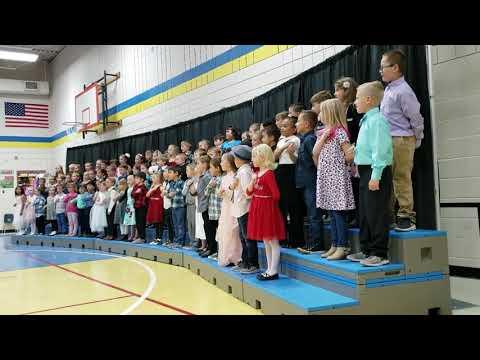 Berthoud Elementary School Choir