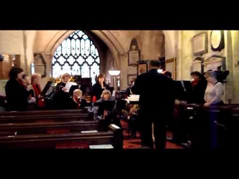 "Recorder Recital of Canzon ""Bergamasca"" by Samuel Scheidt"