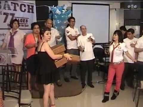 UE High School Manila Batch 77 Reunion part 3 of 3
