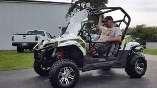 300cc Utv Challenger Utility Vehicle For Sale