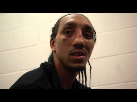 TYRONE NURSE LEFT DEFLATED AFTER DRAW WITH CHRIS JENKINS FOR BRITISH TITLE - POST FIGHT INTERVIEW