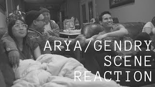 Arya and Gendry Sex Scene Reaction! - Game of Thrones
