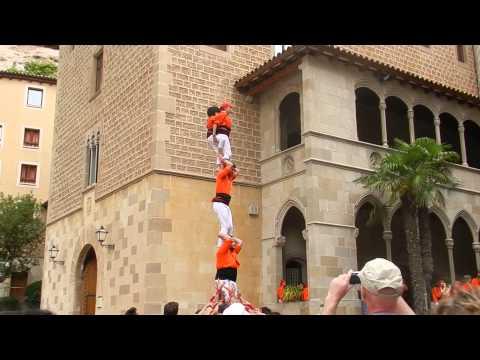 Pilar de 5 (Montserrat) - Carallots de Sant Vicenç