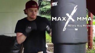 Боксерский мешок MaxxMMA Видео обзор боксерского аэроводного мешка MaxxMMA(Эксклюзивный дистрибьютор MаxxMMA в России. http://maxxmma.ru/, 2016-01-24T16:44:37.000Z)
