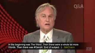 richard dawkins vs cardinal george pell on qa 10 4 2012