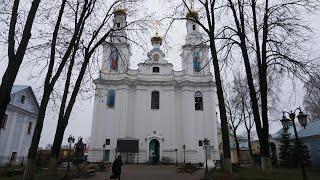 Толочин. Свято-Покровский женский монастырь. 07 марта 2020