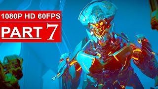 Halo 5 Gameplay Walkthrough Part 7 [1080p HD 60FPS] (HEROIC) Halo 5 Guardians Campaign No Commentary