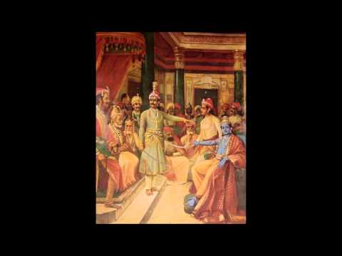 Krishna Ki Chetavani / Rashmirathi -Ramdhari Singh 'Dinkar'(कृष्ण की चेतावनी - रामधारी सिंह 'दिनकर')