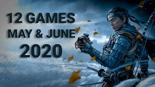 12 Upcoming Games Of May & June 2020  Pc , Ps4 , Xbox One , Nintendo Switch