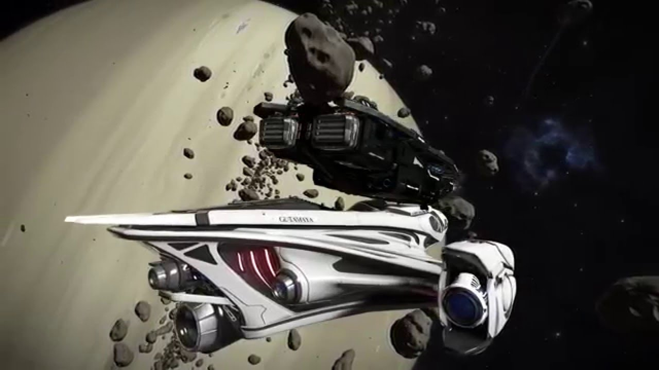 Elite: Dangerous  Anaconda vs Federal Corvette vs Imperial Cutter