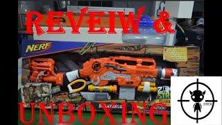 [REVIEW]รีวิวปืนเนิร์ฟ Nerf Zombie Scavenger เก็บชิ้นส่วนมาทำปืนกัน!!