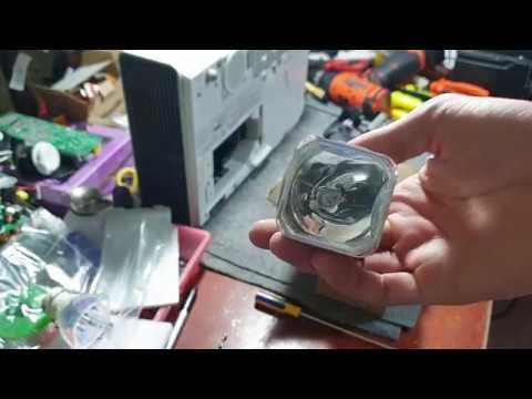 Hướng Dẫn Cách Thay Bóng đèn Máy Chiếu Sony Ex276