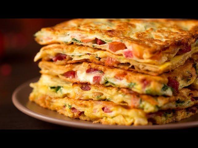 Вкусна закуска само за 10-15 минути, която не отстъпва на пицата !!!  Apetiten TV