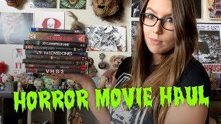 Horror Movie Haul! — September 2018