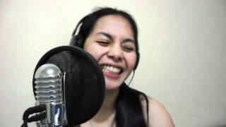 Take on me - A-ha [karaoke cover] by Damsel Dee