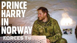 why prince harry called royal marines weirdos in norway forces tv youtube why prince harry called royal marines weirdos in norway forces tv