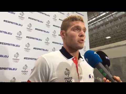 France Olympique En direct du Club France avec Christophe Lemaitre Officiel et Kevin Mayer