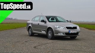Jazdenka Škoda Octavia II gen. TopSpeed.sk