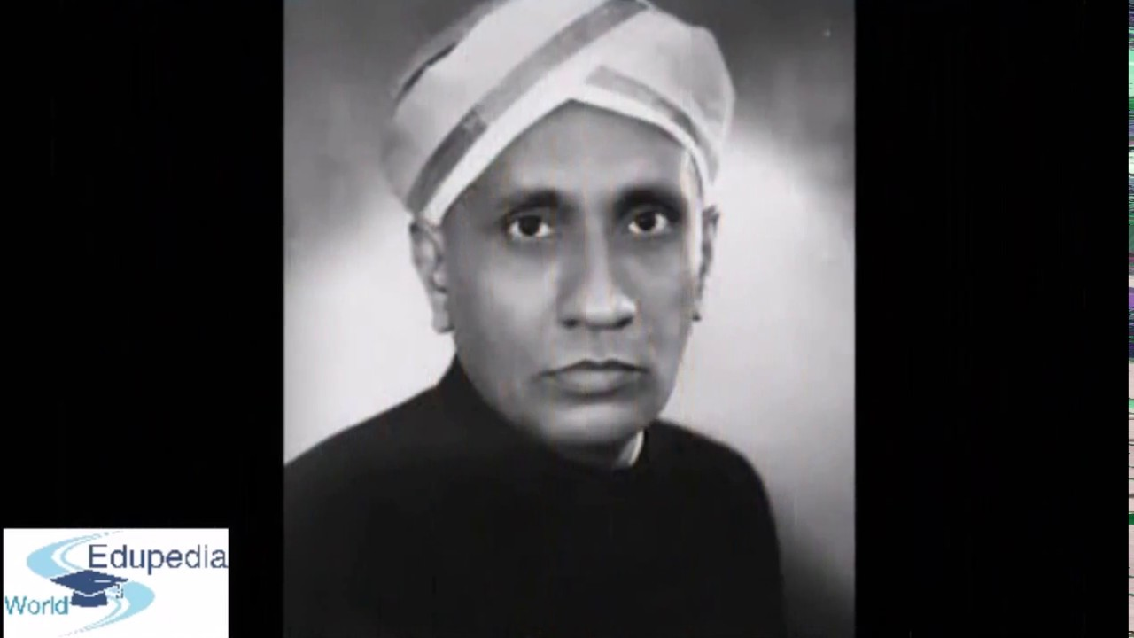 Dr C V Raman National Science Day First Indian To Win Nobel