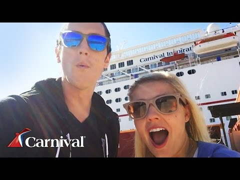A Real Couple Takes The Vacation Test // Presented by BuzzFeed & Carnival Cruise Line