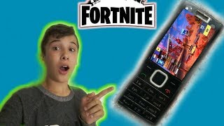 INSTALIRO SAM (fortnite) NA NOKIA TELEFON!! RADII!! WORKING!! 2018