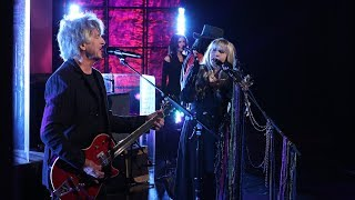 Fleetwood Mac Performs Gypsy