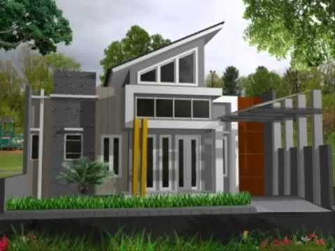 desain rumah minimalis hello kitty yg sedang trend saat ini