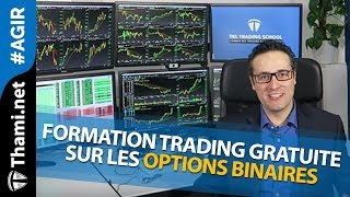 Formation Trading Gratuite sur les Options Binaires ! [REPLAY]