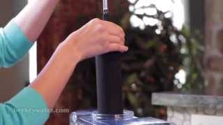 How to Prime the Black Berkey® Purification Elements