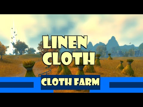LINEN Cloth| FARMING [Guide]