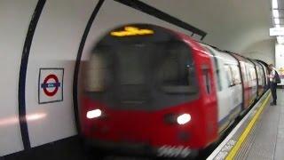 2009/04/24 ロンドン地下鉄 ノーザン線 1995形 オーバル駅 / London Tube: 1995 Stock at Oval