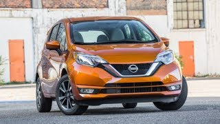 Nissan Versa Note 2018 Car Review