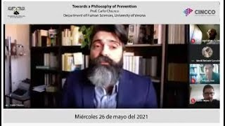 Towards a Philosophy of Prevention