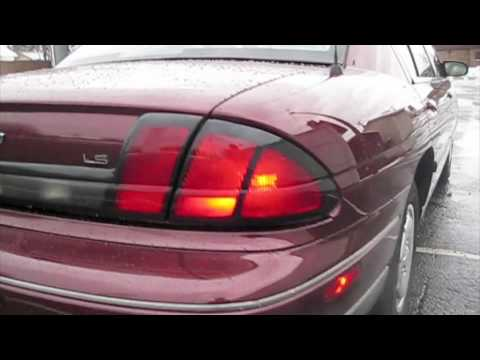 1996 Chevrolet Lumina Start Up, Engine, And In Depth Tour