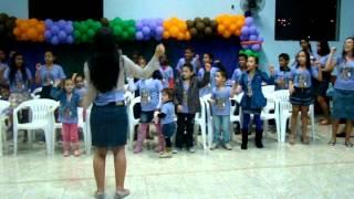 20 Anos do Ministério Kids Siloé 2013