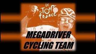 Tour de France 2018 - Pro Team MCT - Saison 2021 : Open Tour (étapes 1-2-3-4-5) [FR]