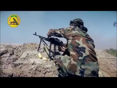 战火纷飞的伊拉克与IS战争1